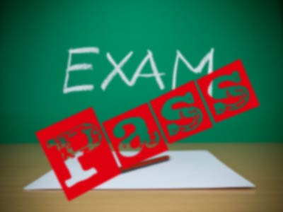 Exam Passed!